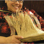 Native weaving and Frontier Scientists video featured in new Arctic Museum exhibit
