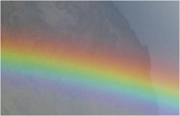Denali's Rainbow Portal