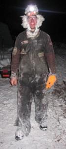 Brent Sass snowsuit