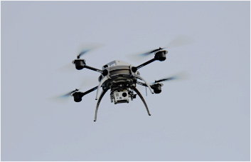 Fly Scout Fly operating Unmanned Aerial Vehicle science
