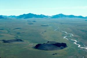 archaeology Alaska North Slope mesa