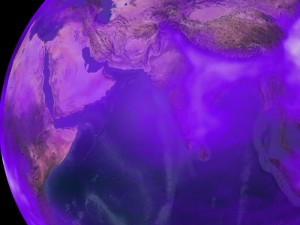 Dark Side of Carbon aerosols distribution