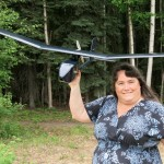 Cathy Cahill unmanned aerial vehicle volcanic aerosol research