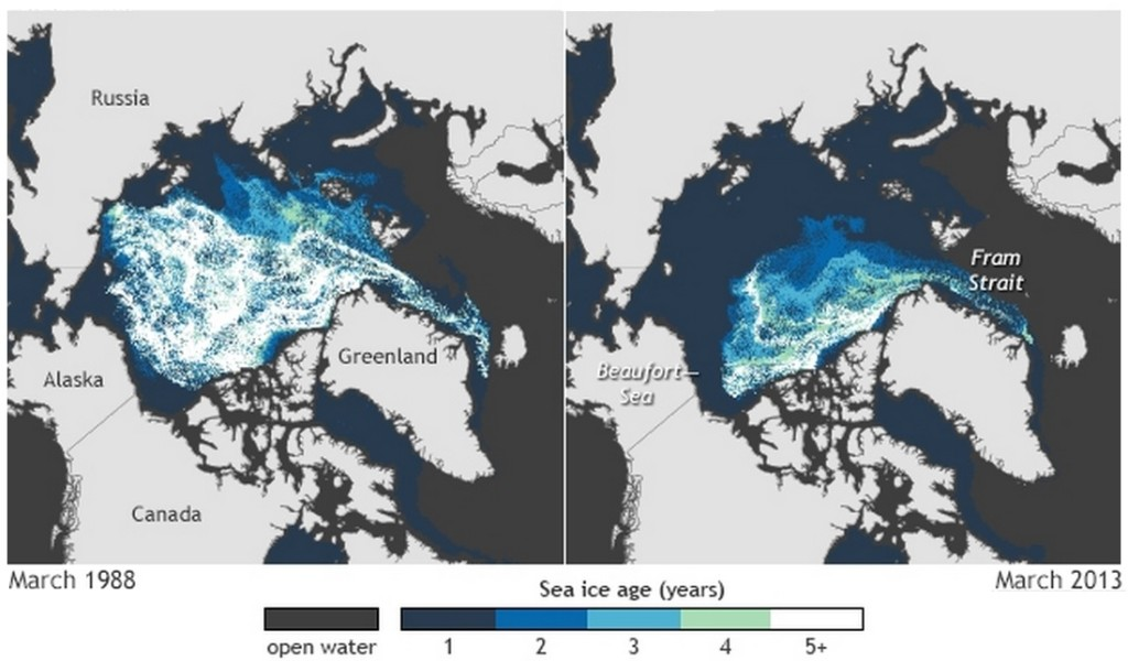Climate Change Indicators: Antarctic Sea Ice