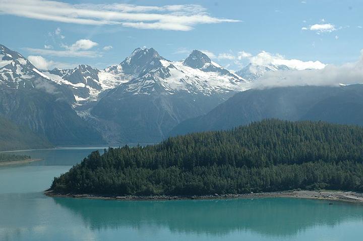 Lituya Bay Alaska