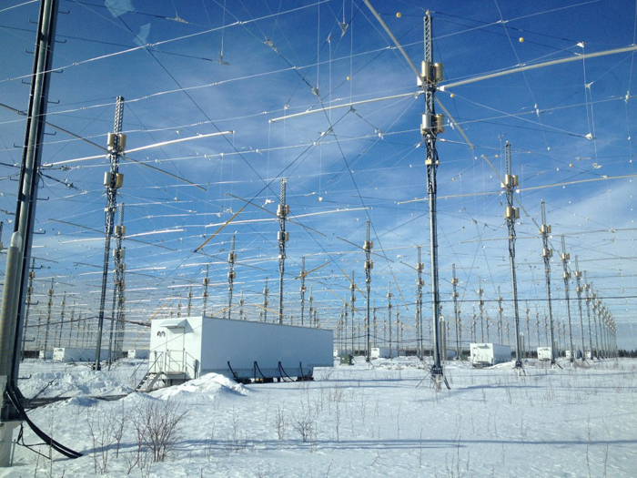 Haarp Frontier Scientists