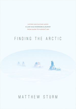 Finding The Arctic book cover