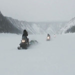 snowmobile journey Matthew Sturm