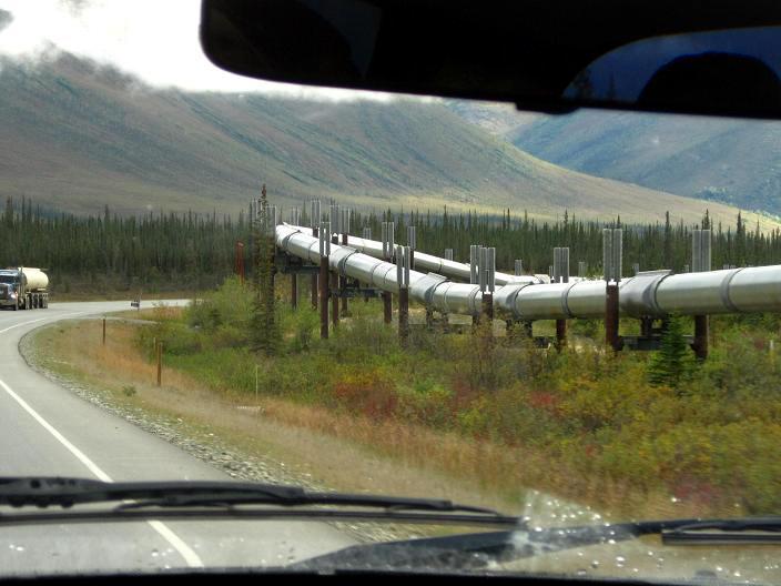 FDL pipeline truck