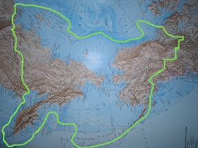 Beringia Bering Land Bridge