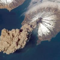 Cook Inlet Volcanoes