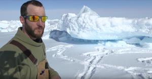 Beaufort Sea Arctic Sea Ice Field Science Coring