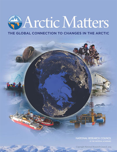 Arctic Matters booklet / Polar Research Board
