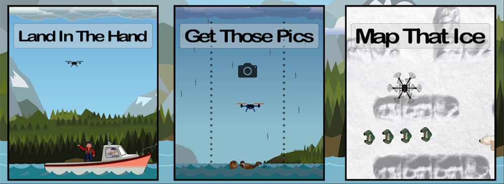 Free featured science photochemistry permafrost dig game app education event