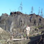 Boreholes drilled deep reveal permafrost temperatures in Alaska