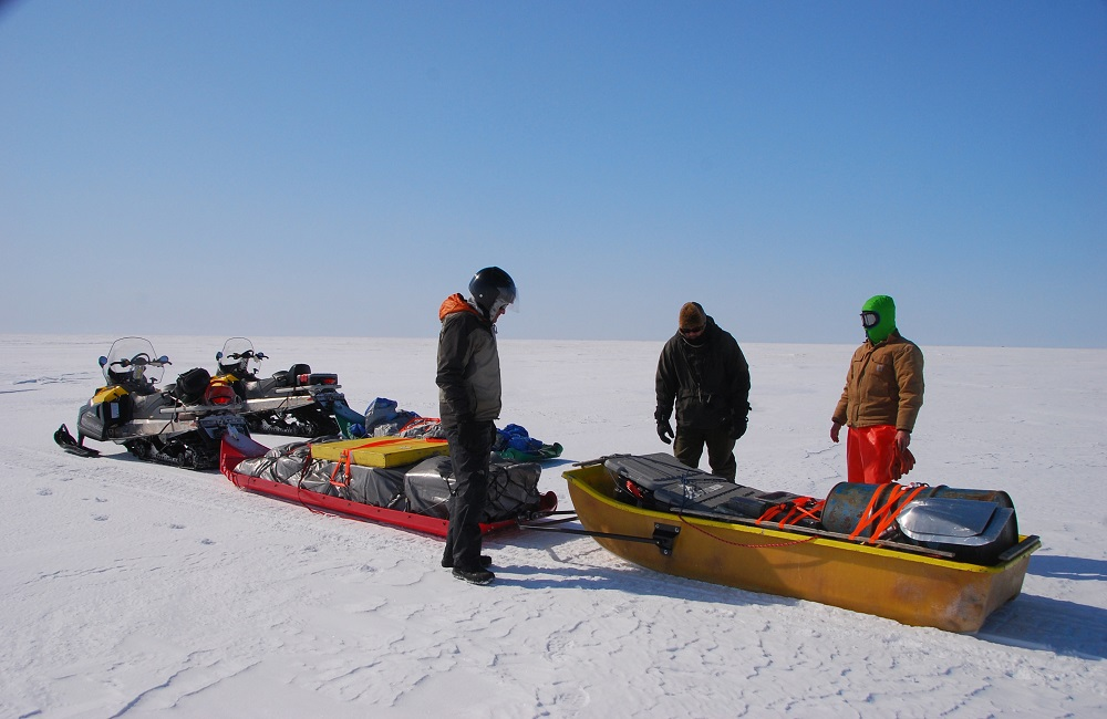 Kaysei Ellingson Life at a Remote Research Camp INDIE ALASKA