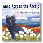 Anna Across the Arctic Children's book launch