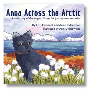 Anna Across The Arctic (Book)