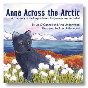 Anna Across The Arctic (Book)